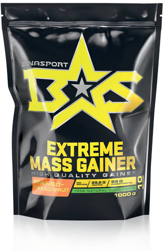 EXTREME MASS GAINER (1000г)