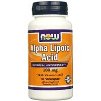 Alpha Lipoic Acid 100mg (60капс)