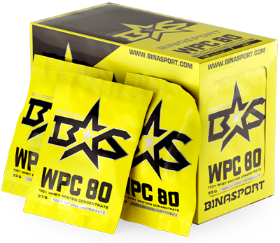 WPC 80 WHEY PROTEIN (33г)
