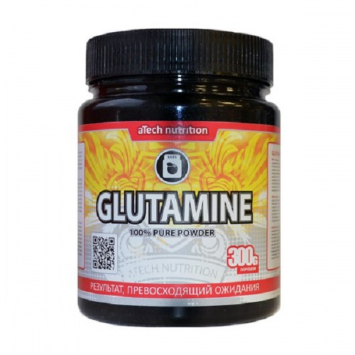 L-Glutamine powder (300г)