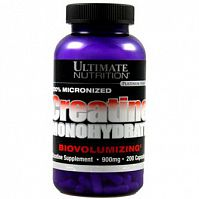 Creatine Monohyrate (200капс)
